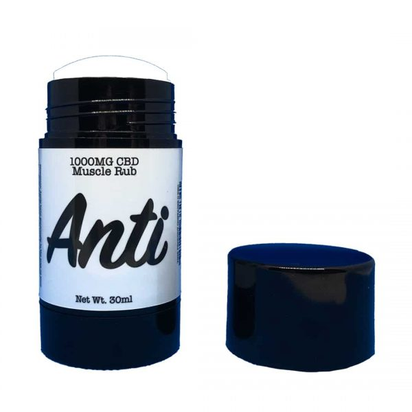 Anti 1000MG CBD Muscle Rub