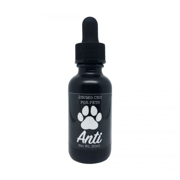 Anti 250MG CBD Pet Drops